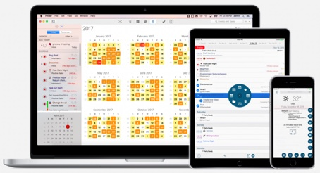 Best Calendar for mac iPhone iPad iOS