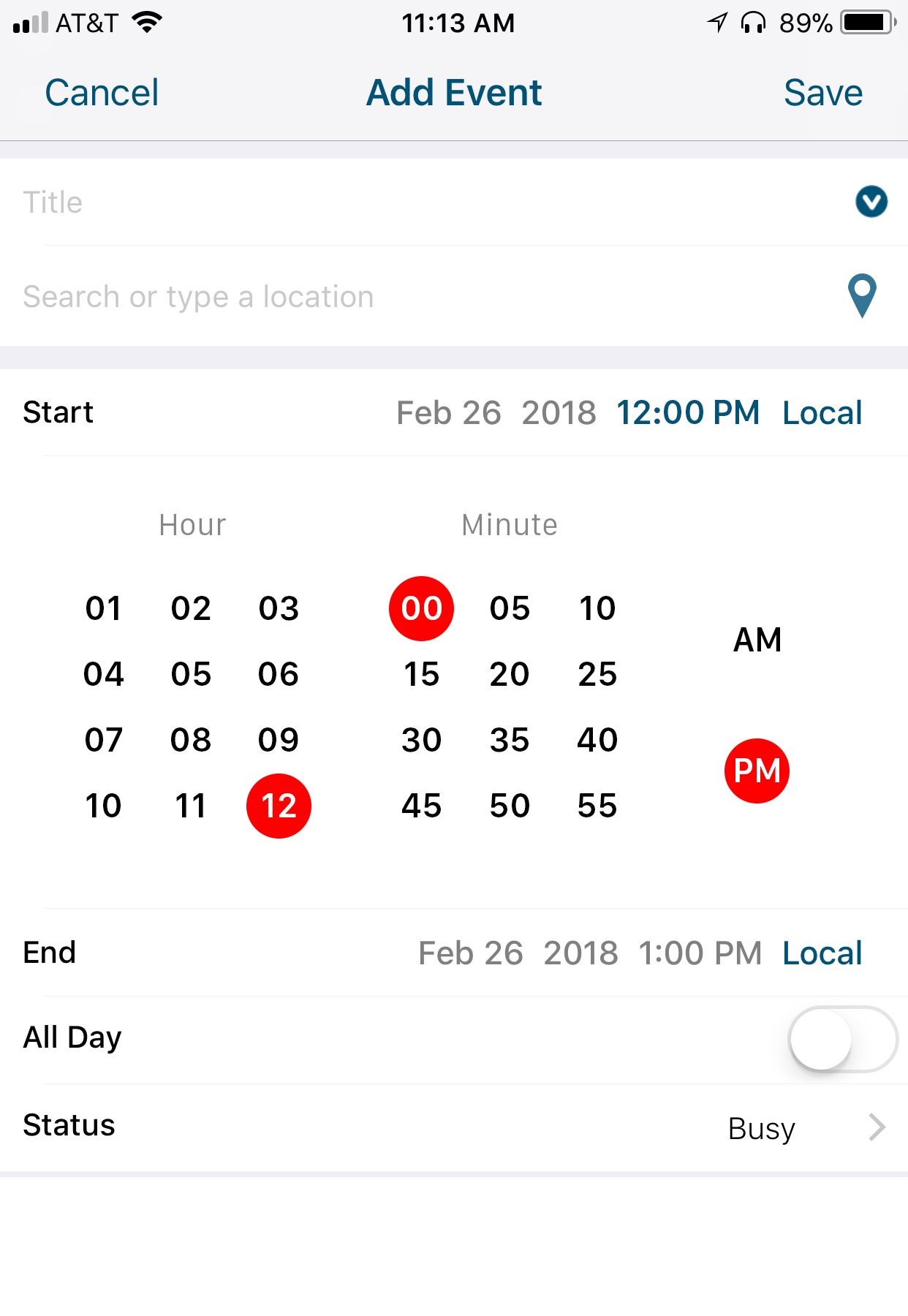 Time Picker Changes Coming to Informant 5 for iOS - Pocket