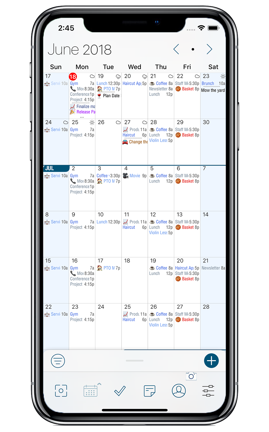 Best Calendar App for mac, iOS, and Android  Best Planner app